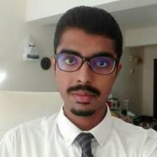 Profil korisnika Sarvesh