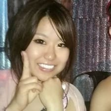 Gebruikersprofiel Saeko