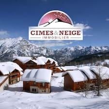 Profil utilisateur de Cimes & Neige Immobilier