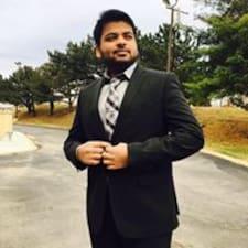 Profil utilisateur de Nikhil Reddy