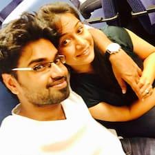 Manoj & Alisha User Profile