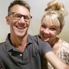 Lisa & Mark Brugerprofil