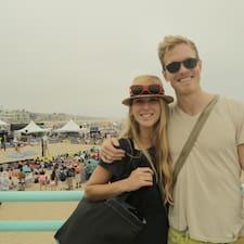 Shannon + Chris User Profile