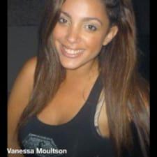 Henkilön Vanessa käyttäjäprofiili