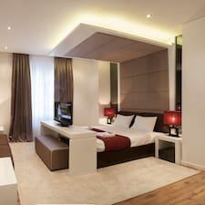 Eden Luxury Suites User Profile