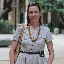 Profil Pengguna Marie-Luce