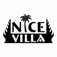 Nice Villa User Profile