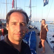 Profil utilisateur de P Giorgio