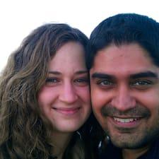 Profilo utente di Shashank And Natalya