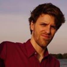 Gebruikersprofiel Mathias