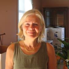 Användarprofil för Karin