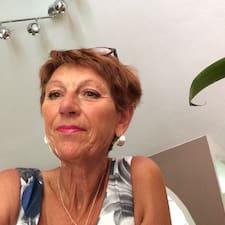 Henkilön Annette käyttäjäprofiili