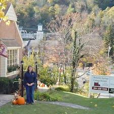 Profil utilisateur de Berkeley Springs Cottage Rentals