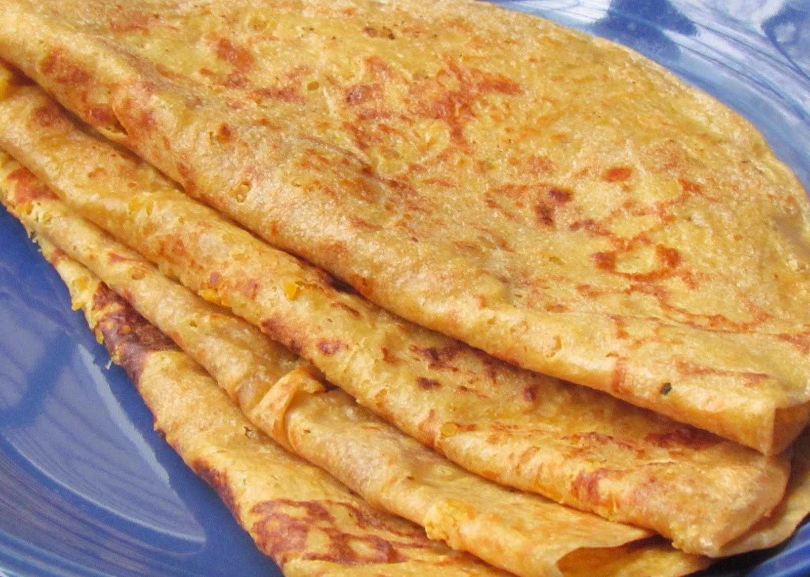 Bele obattu- traditional lentil sweet