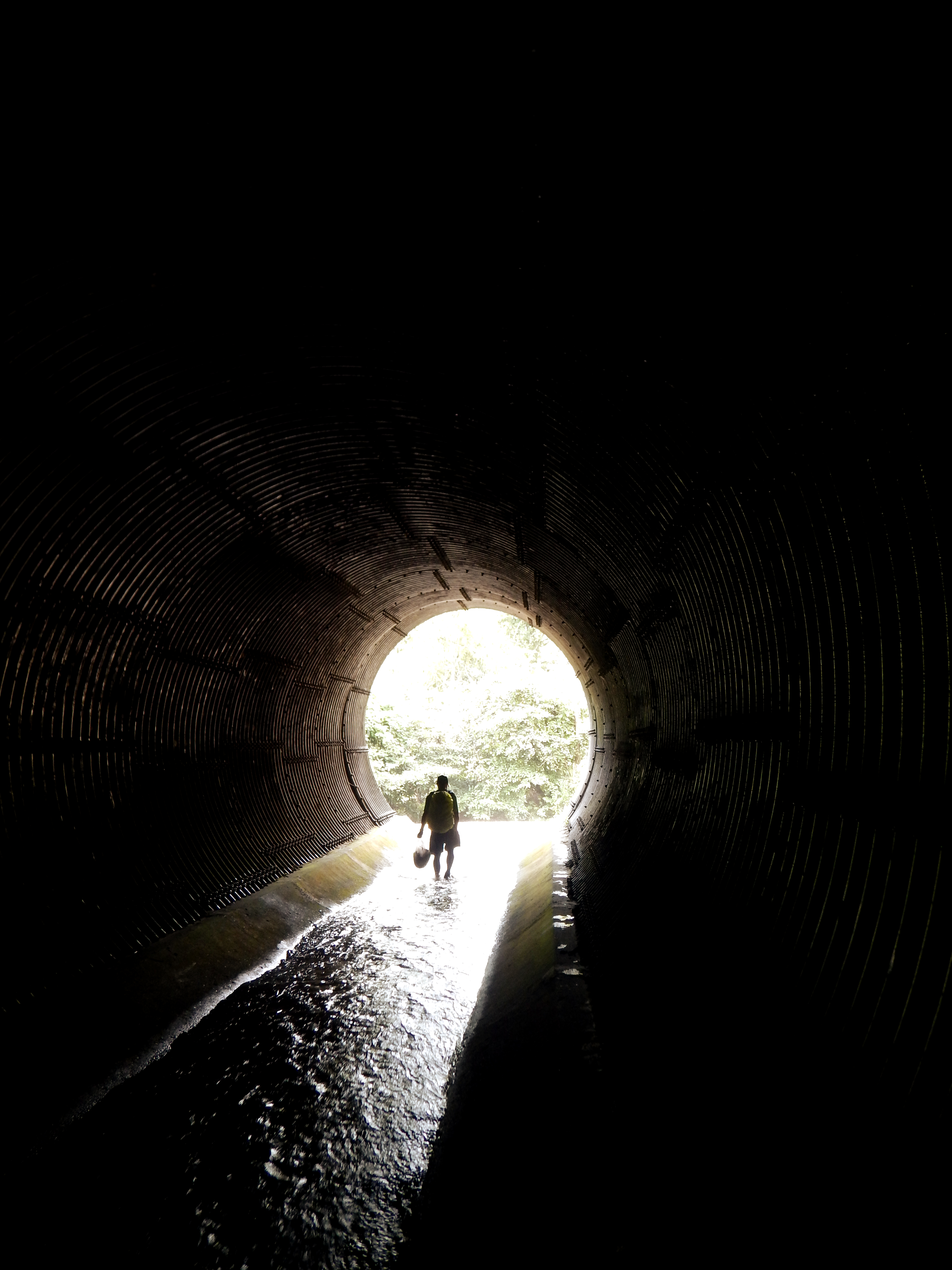 Light at the end of the tunnel!
