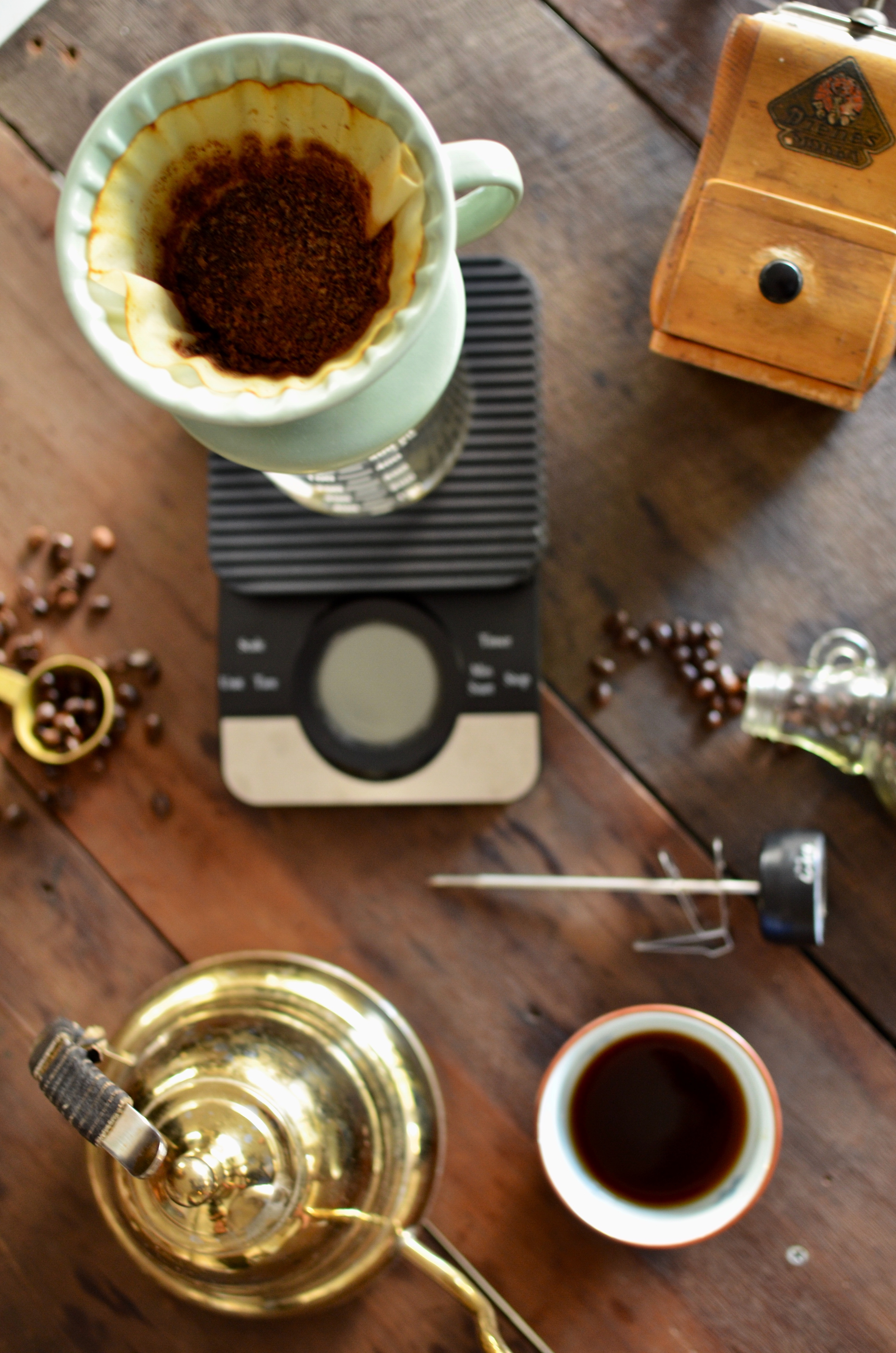 Learn how to brew your perfect coffee