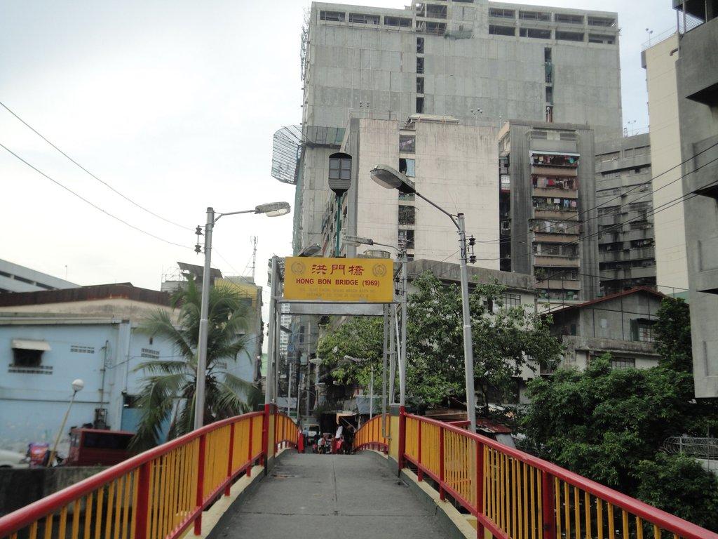 Explore the smaller streets of Binondo!