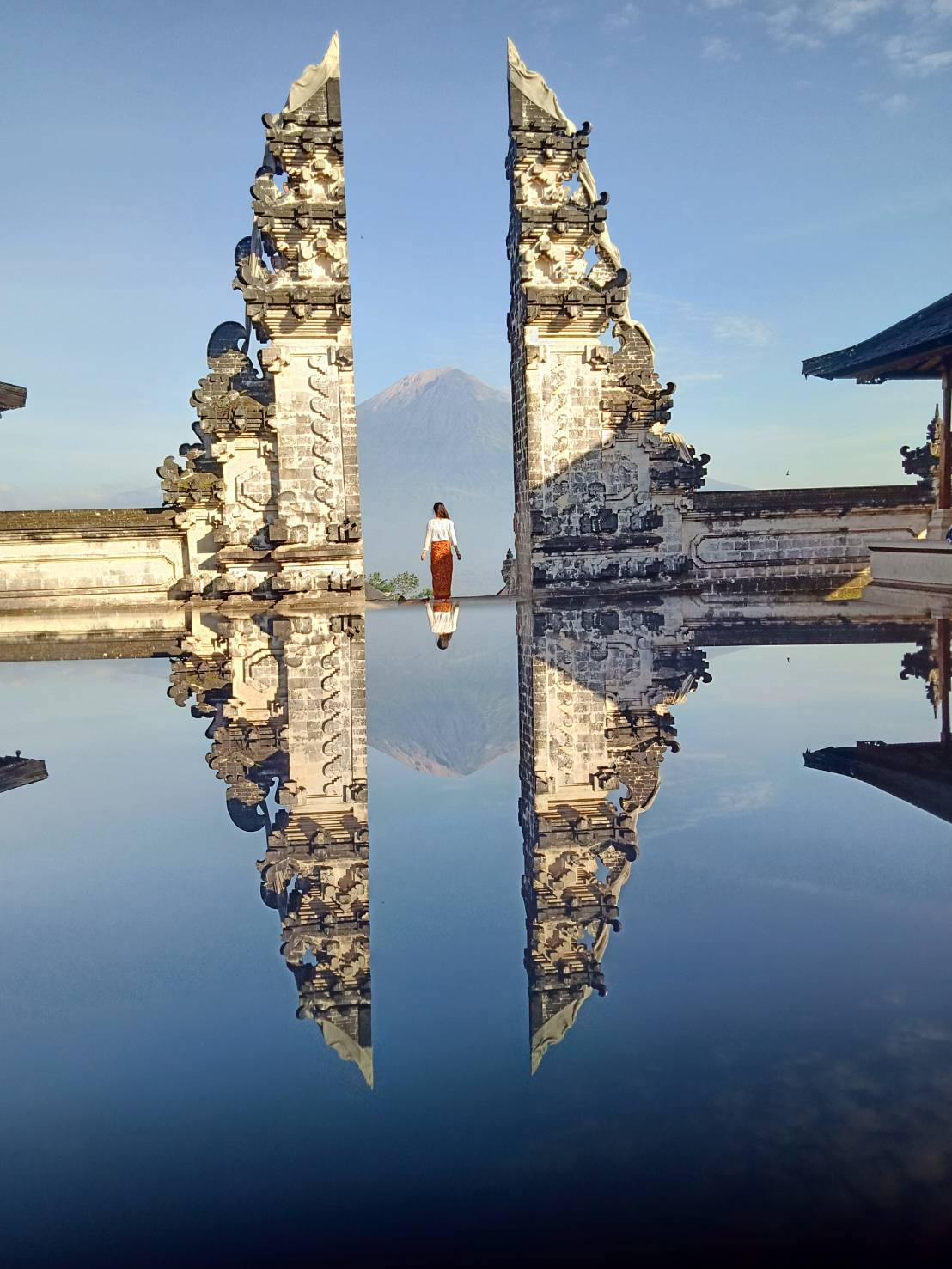 Gate of heaven Bali( lempuyang temple)