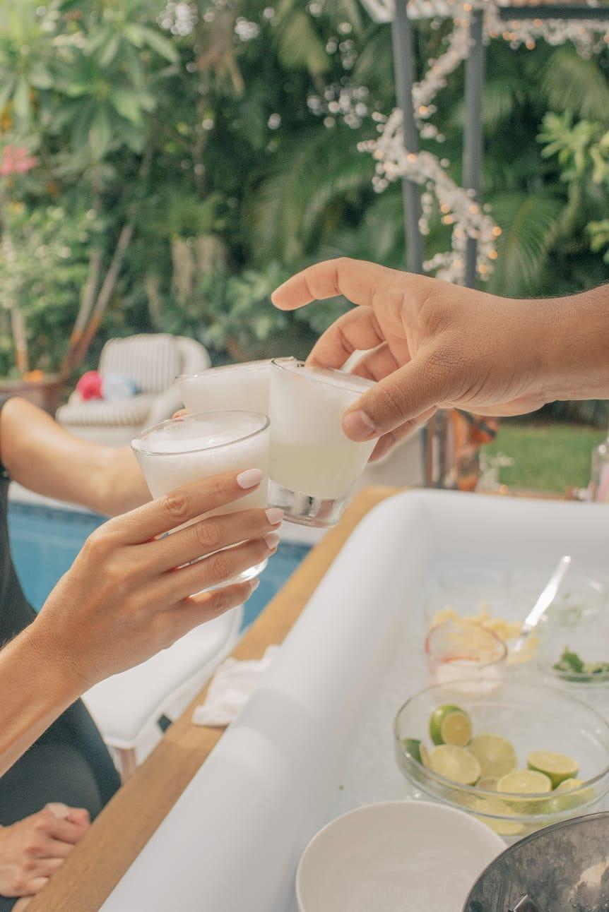 Amazing tasting drinks made fresh