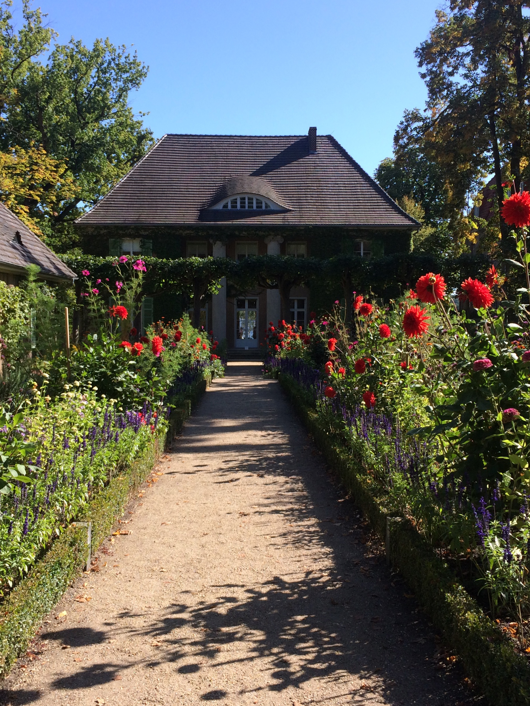 Villa des Malers Max Liebermann