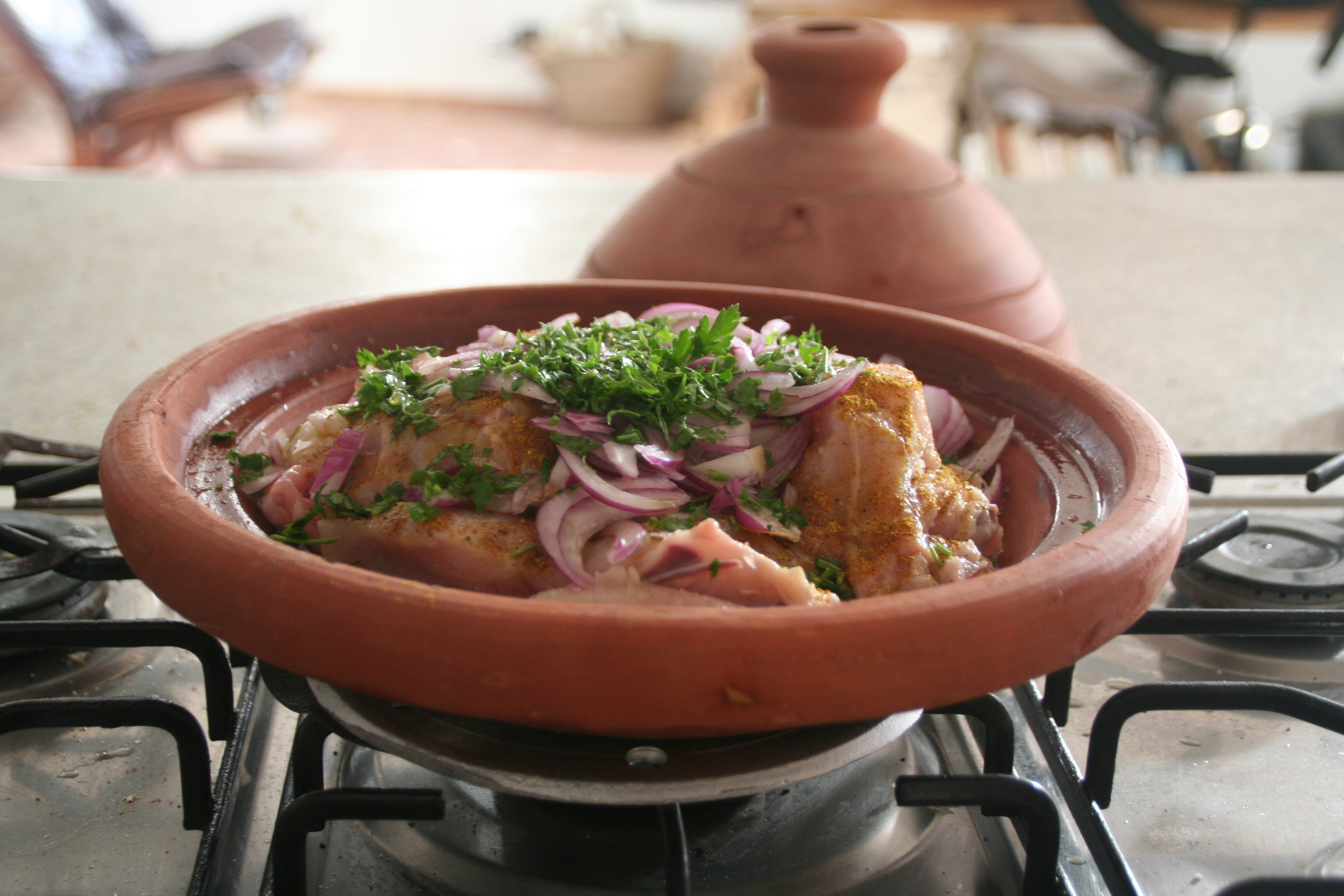 Tagine Cooking Class