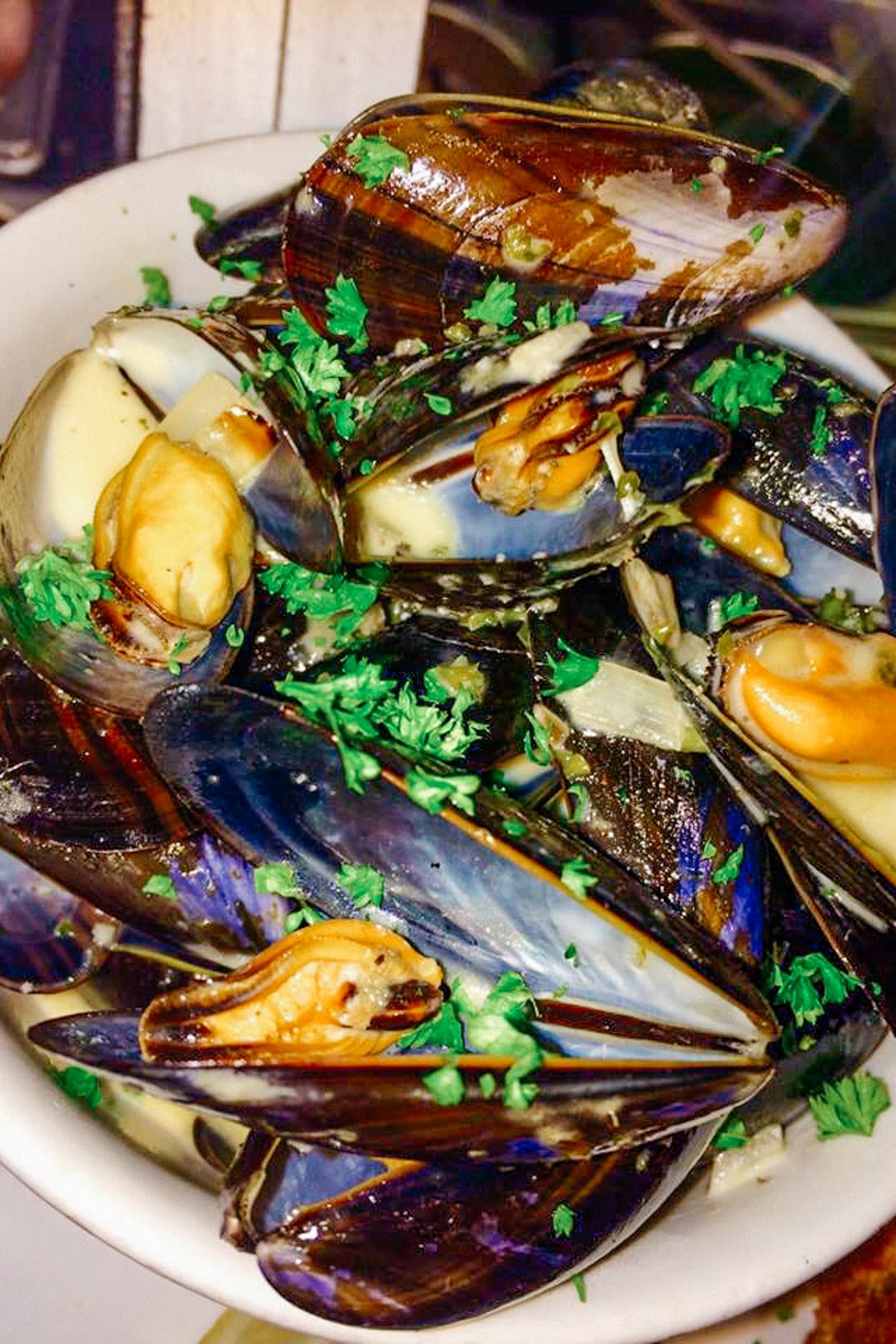 Best Mussels in Ireland
