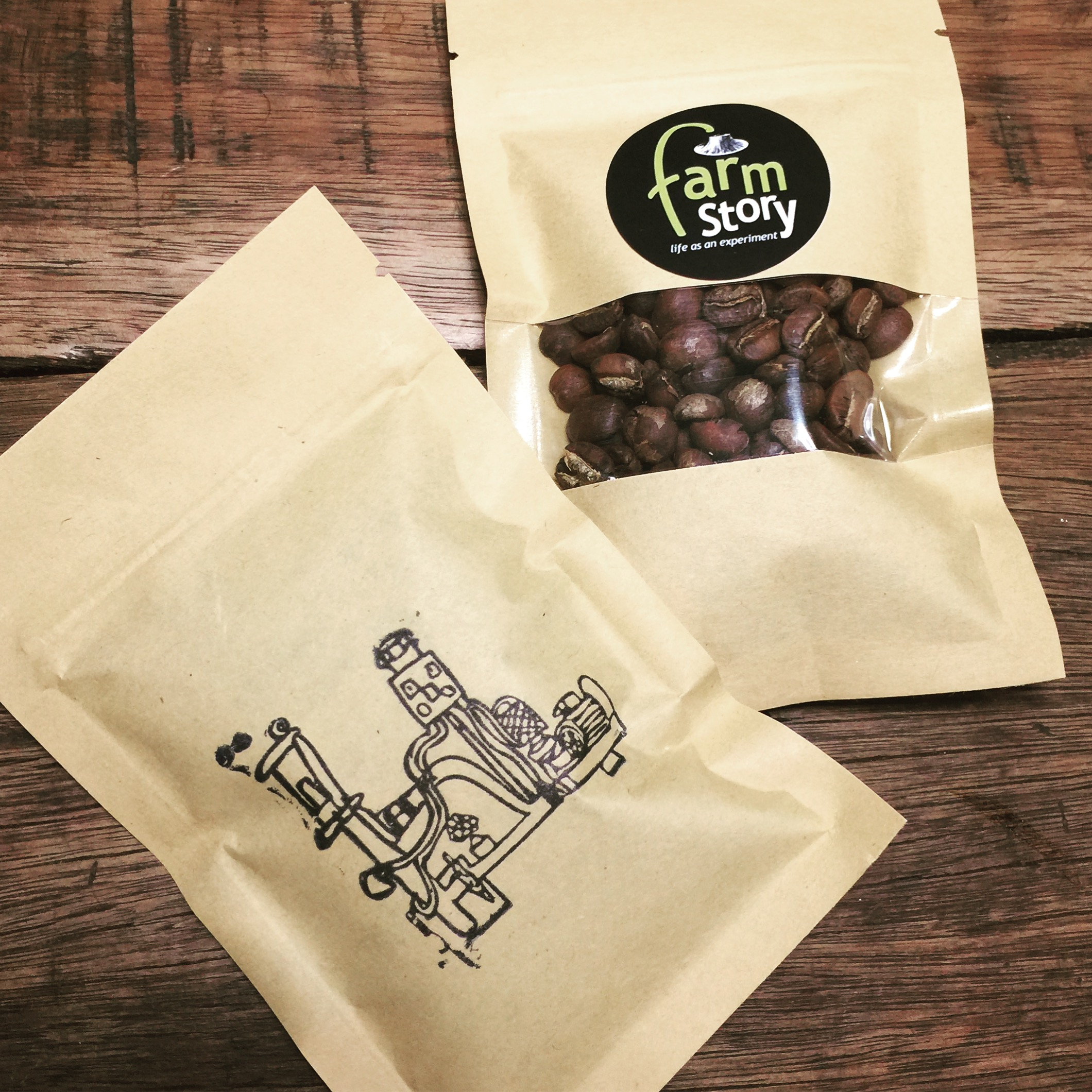 Bring some beans home to enjoy!