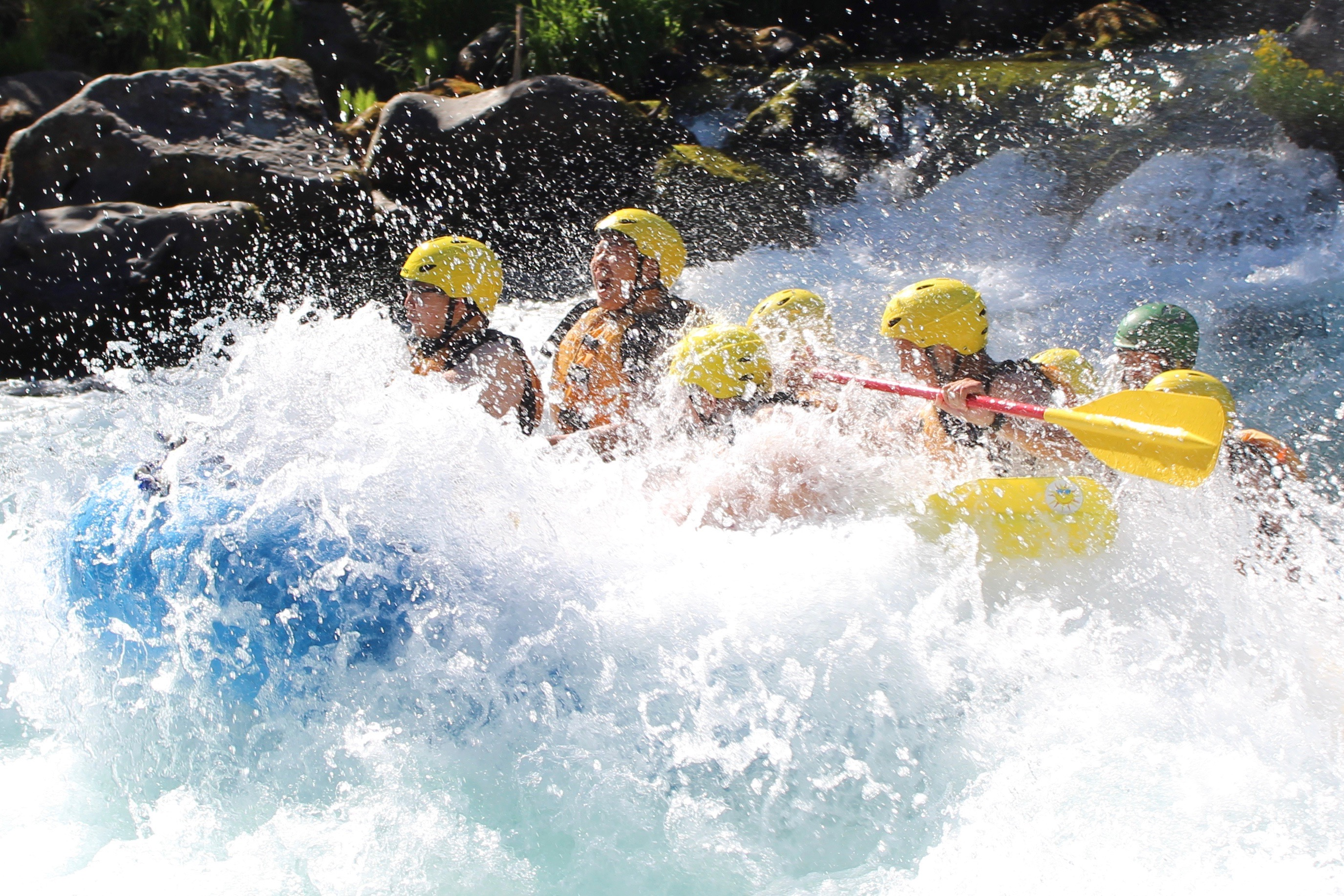 Exciting White Water Adventure!
