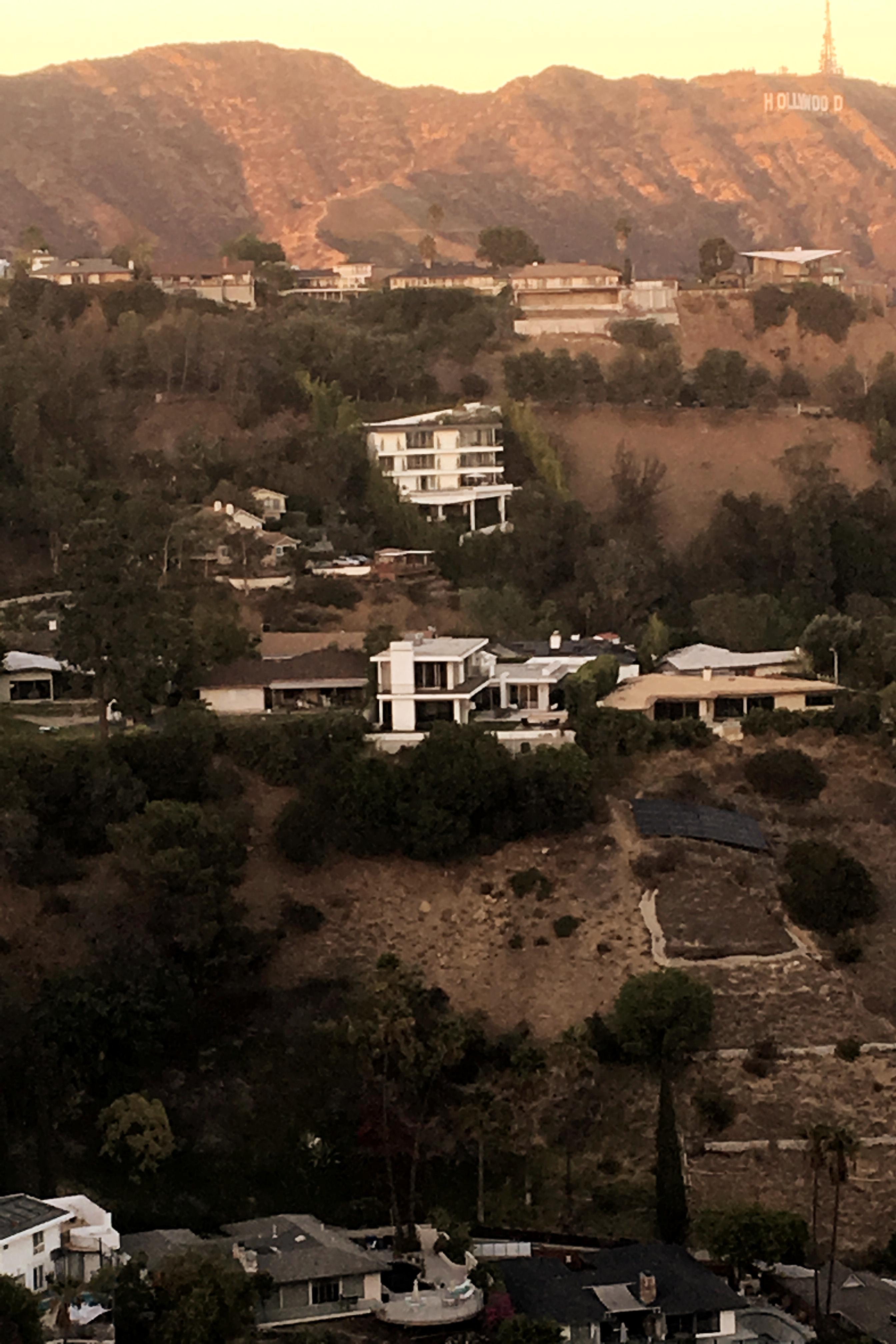 Hollywood Hills Homes