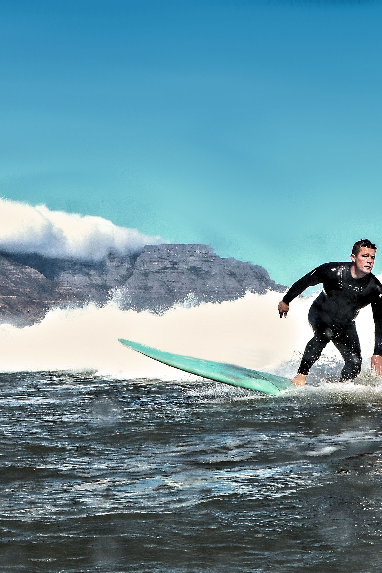 Surfing Shoots