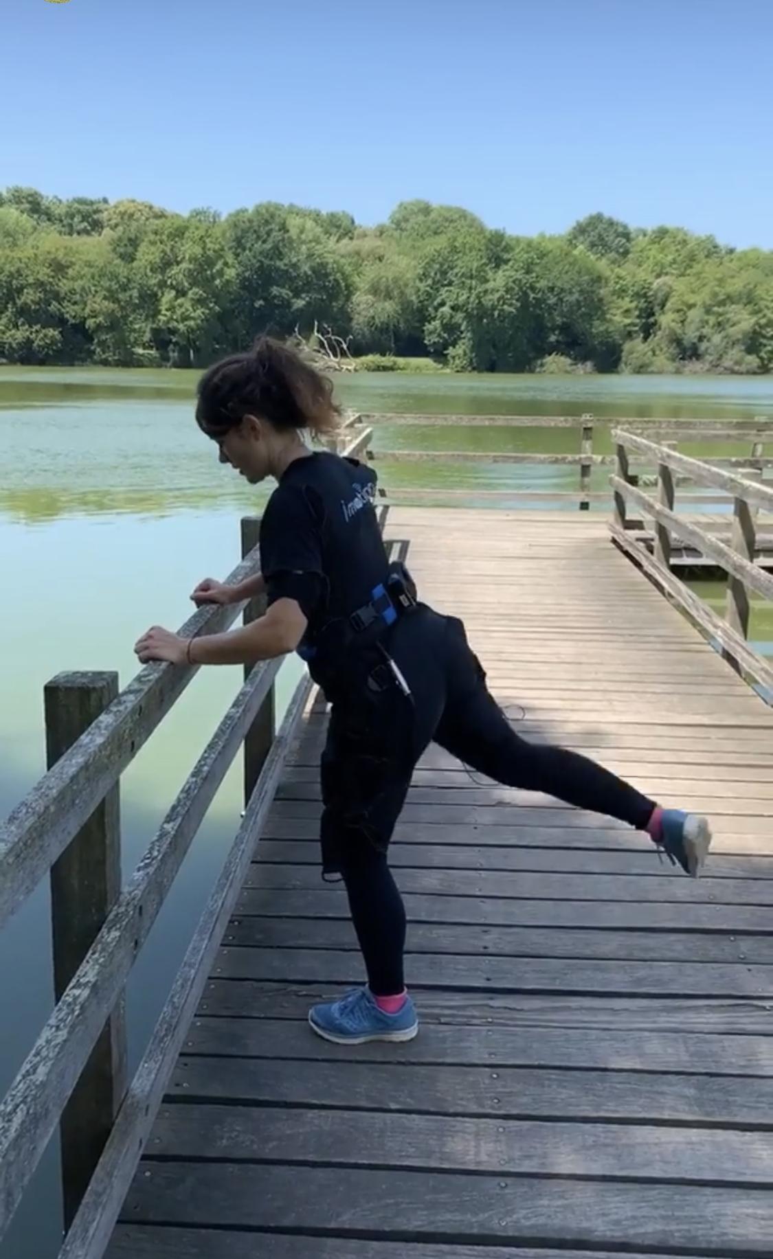 Séance au Lac Marion