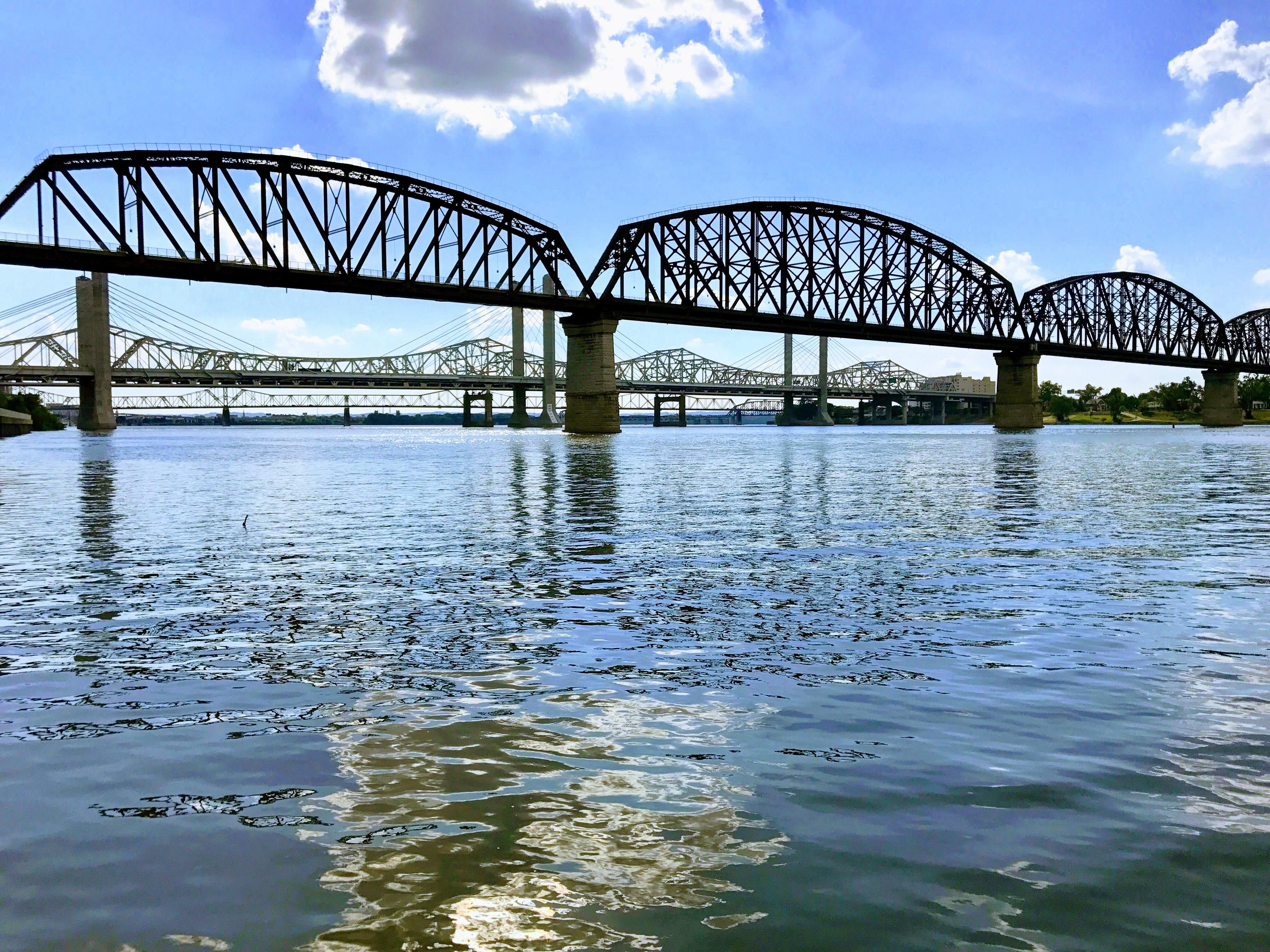 The Beautiful Ohio River!