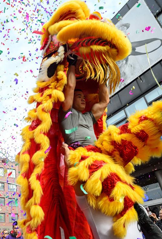 Chinatown Chinese New Years