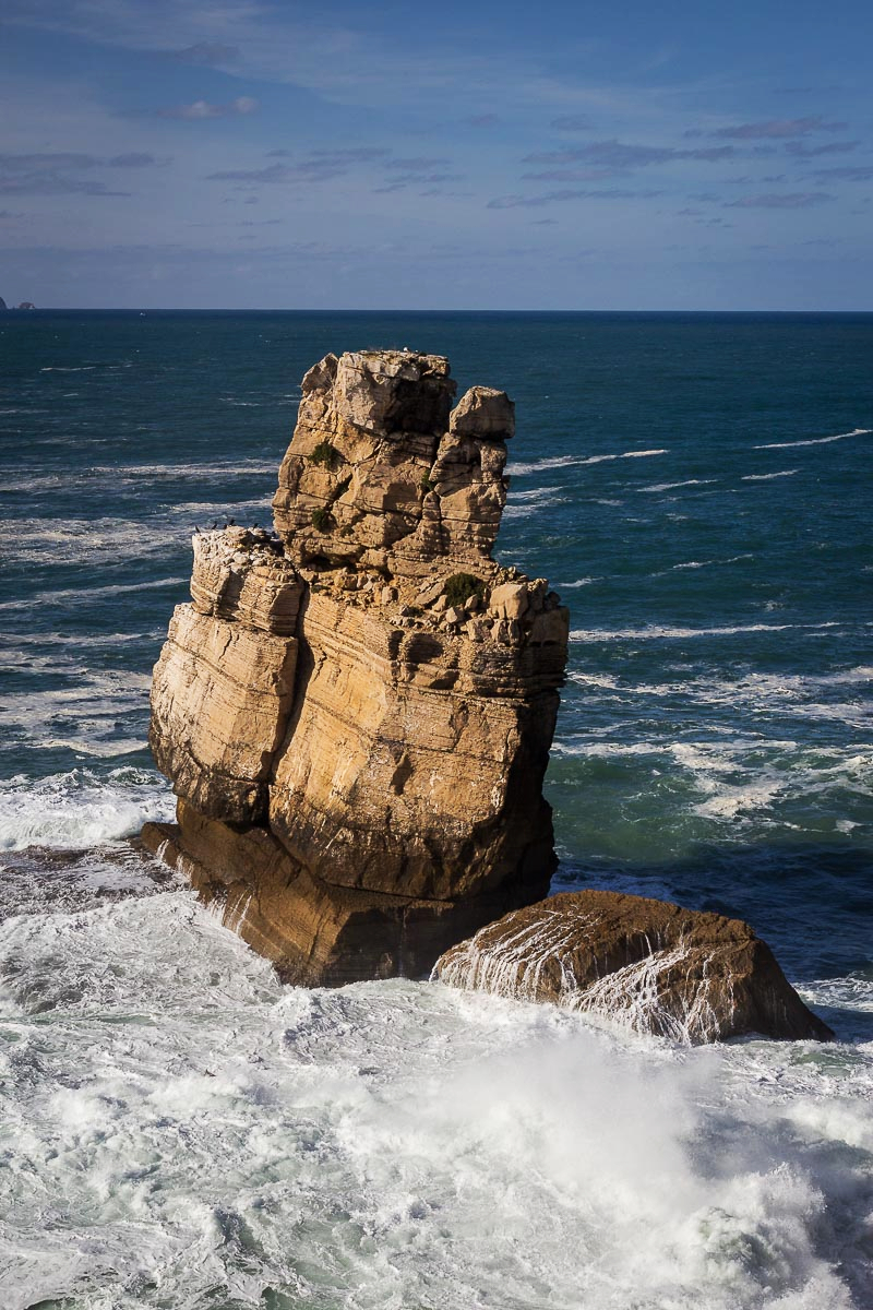 Nau dos Corvos, Cabo Carvoeiro