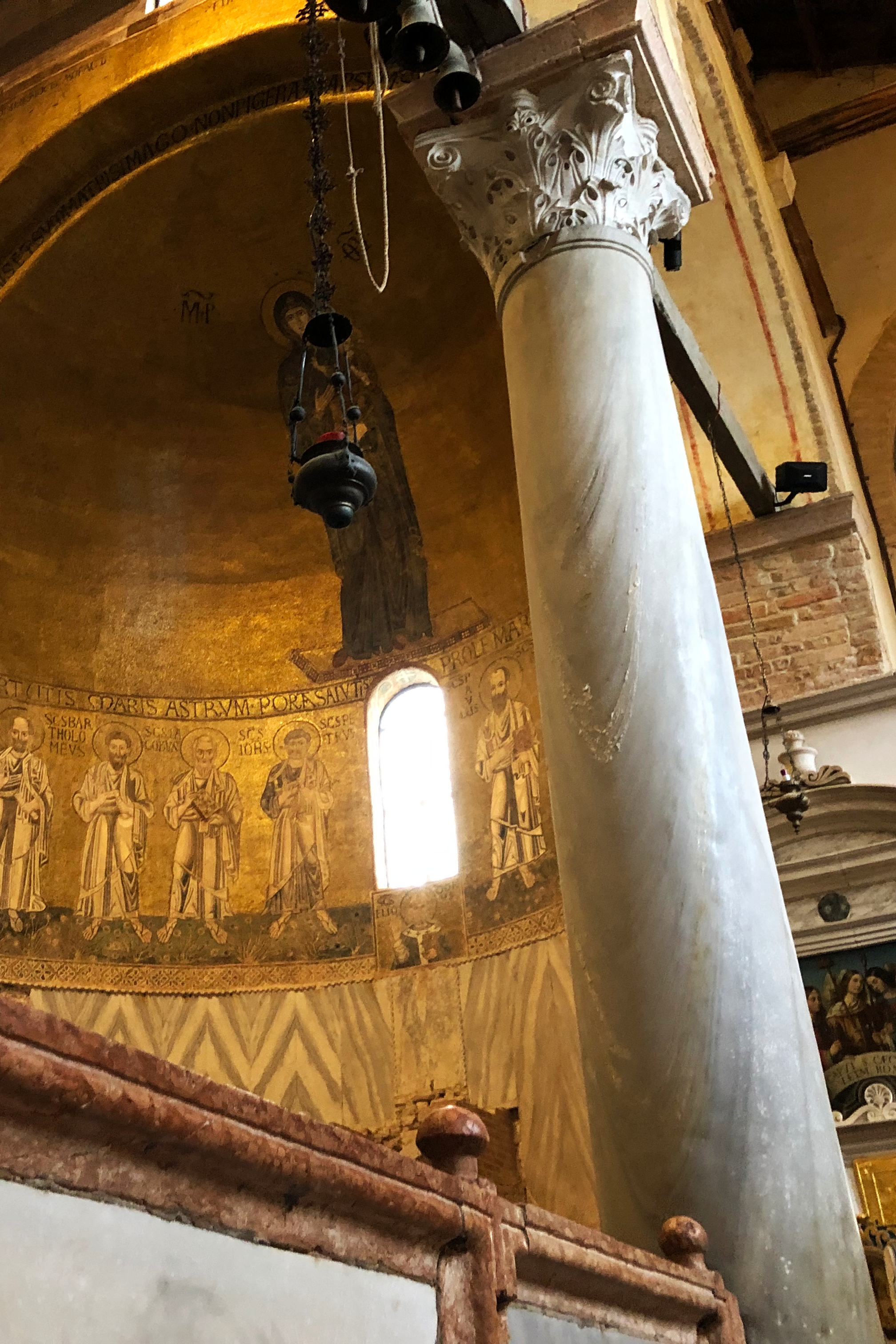 The incredible mosaics of the Cathedral