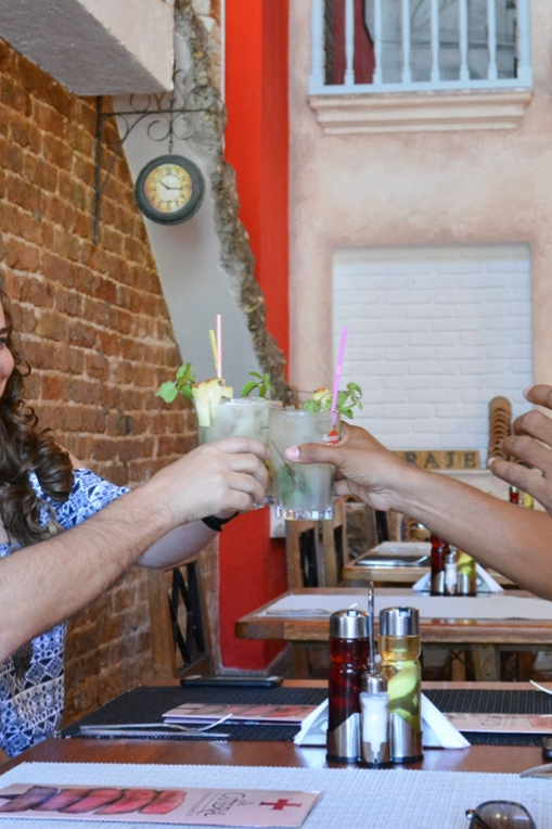 A toast for the future of Cuba