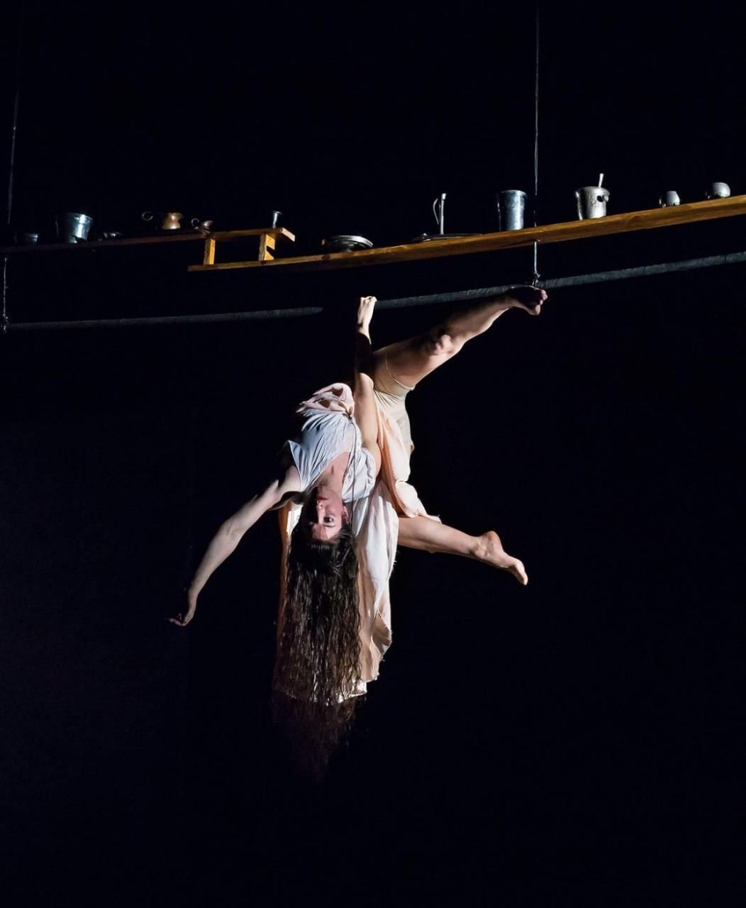 Dance, theater, circus performance?