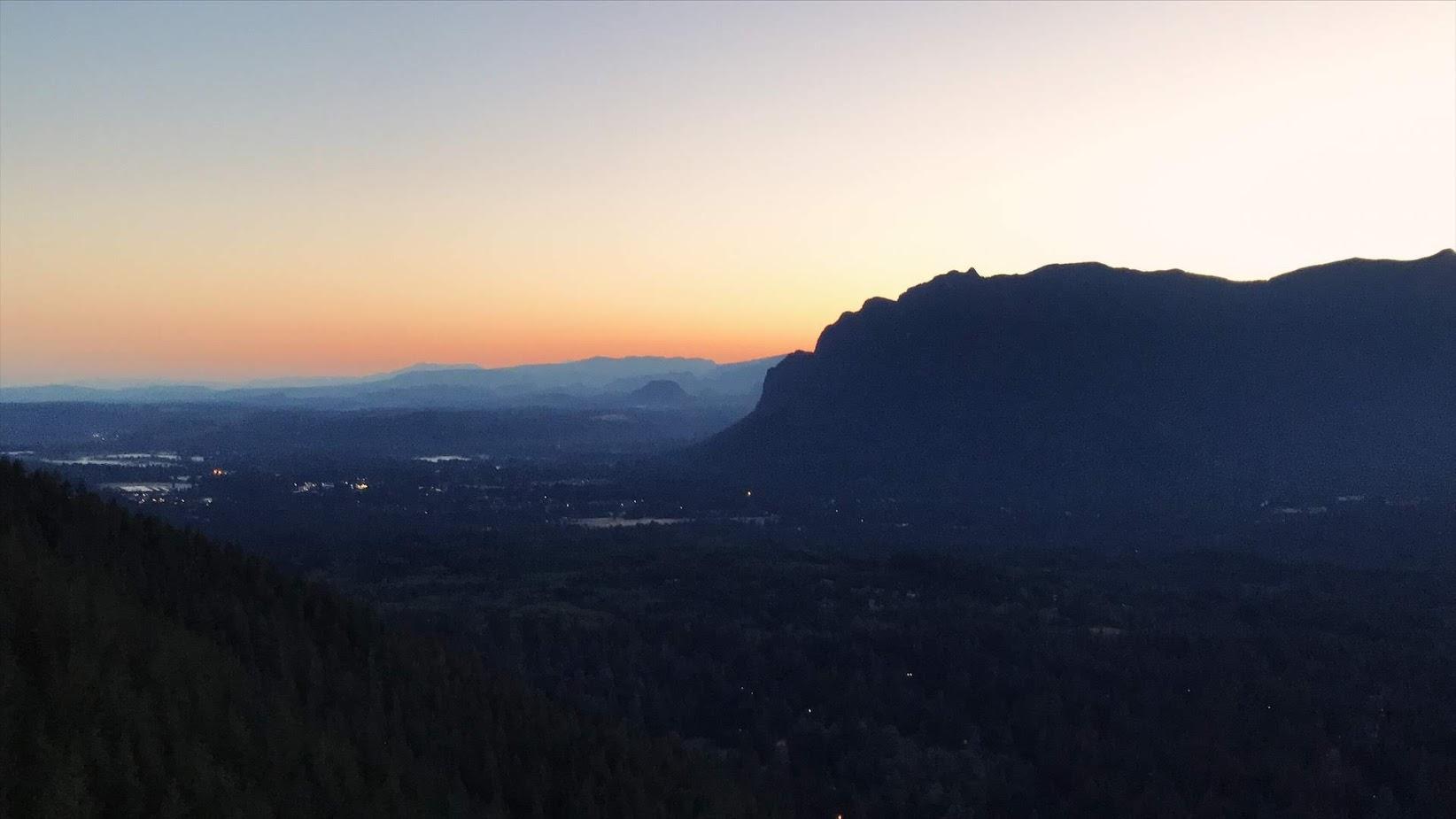 Sunrises are unforgettable!