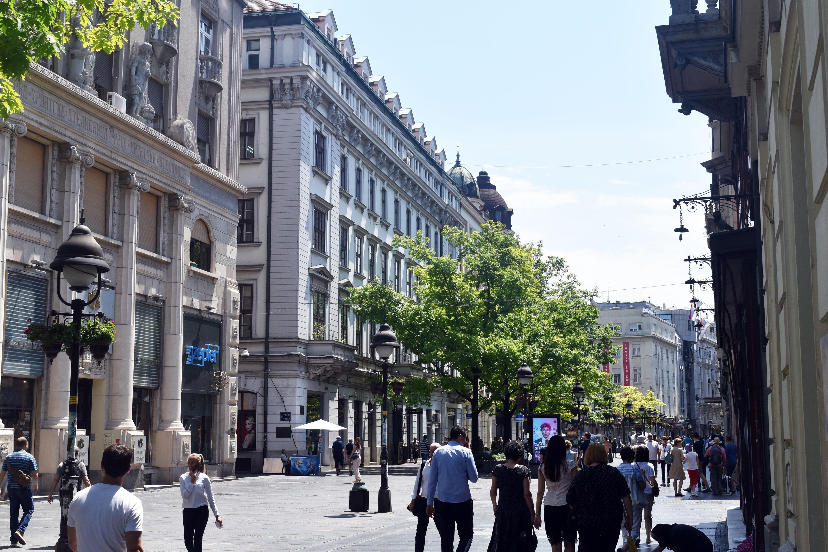 Sunny Belgrade