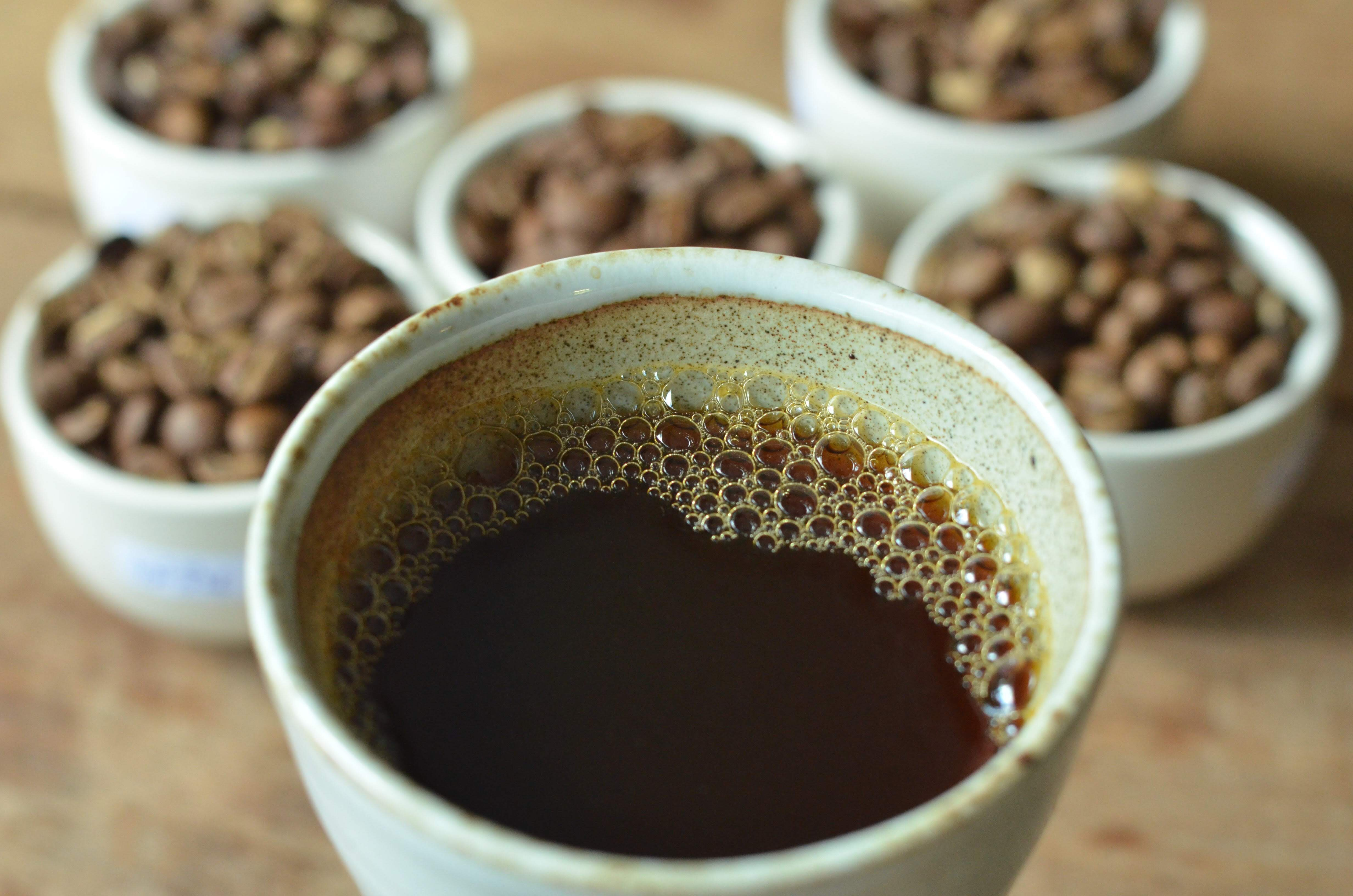 Discover the tastes of Thai coffees