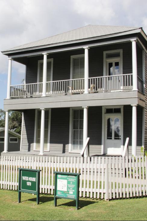 Rev. Jack Yates House