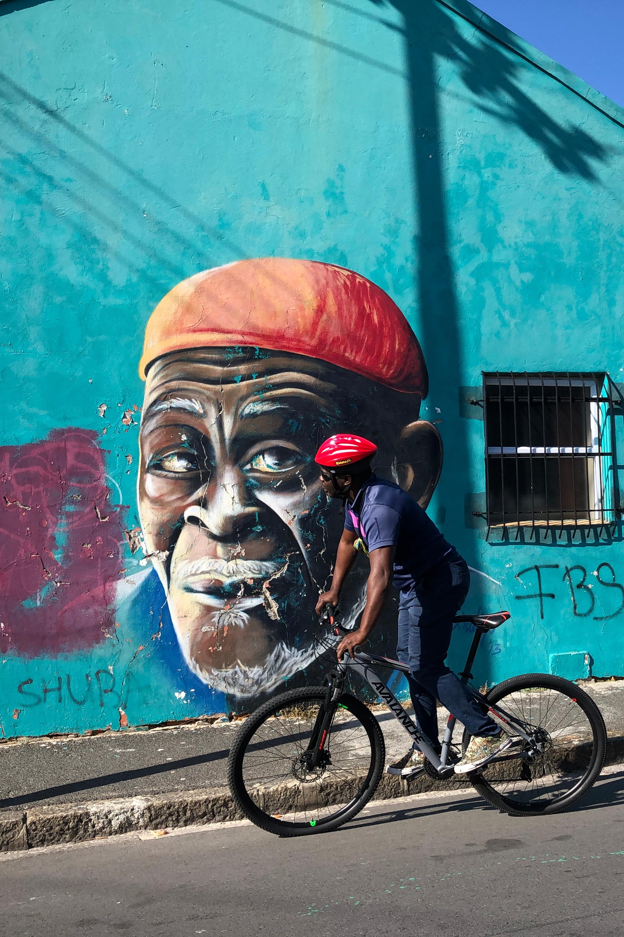 graffiti  in cape town