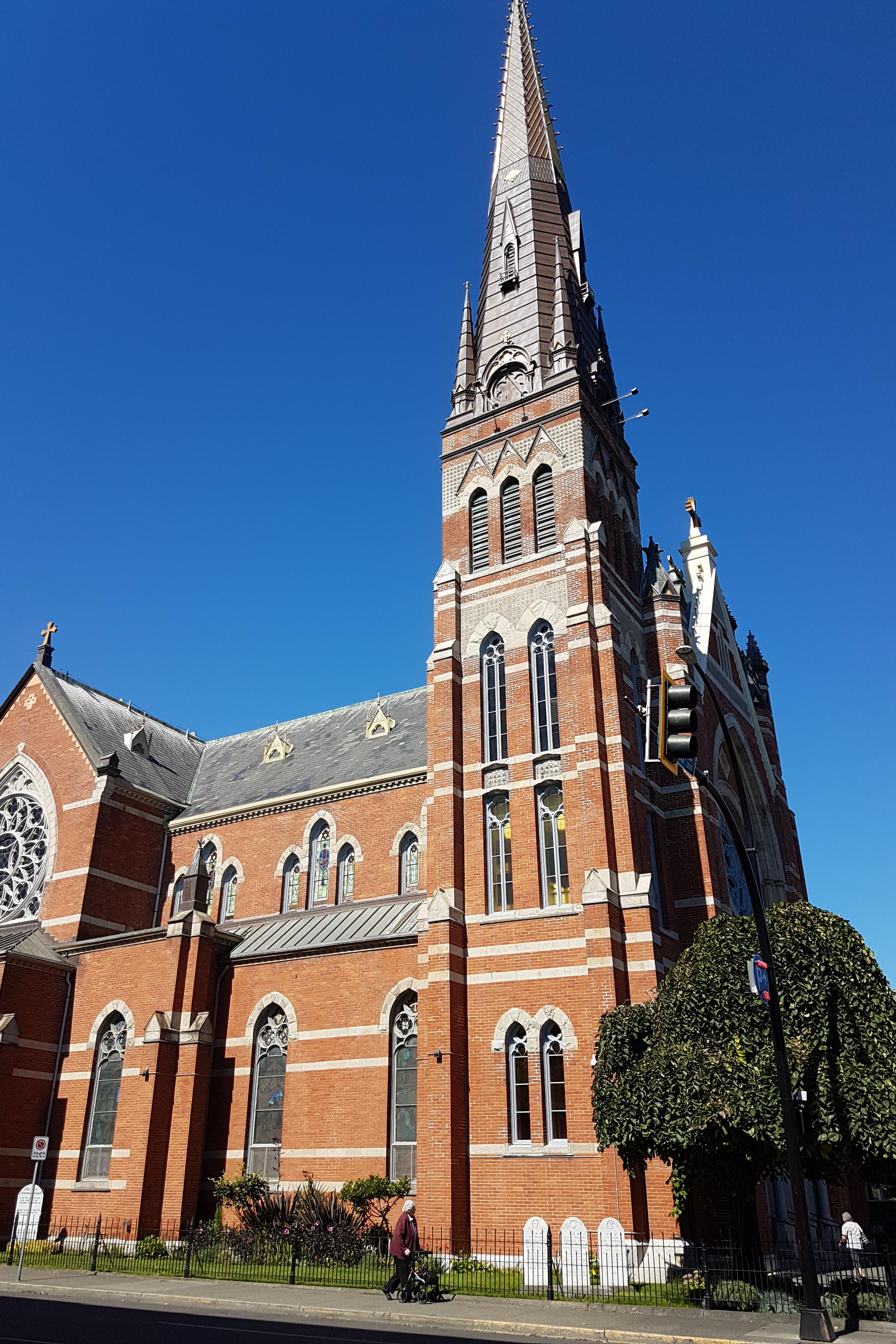 Visit beautiful historic churches
