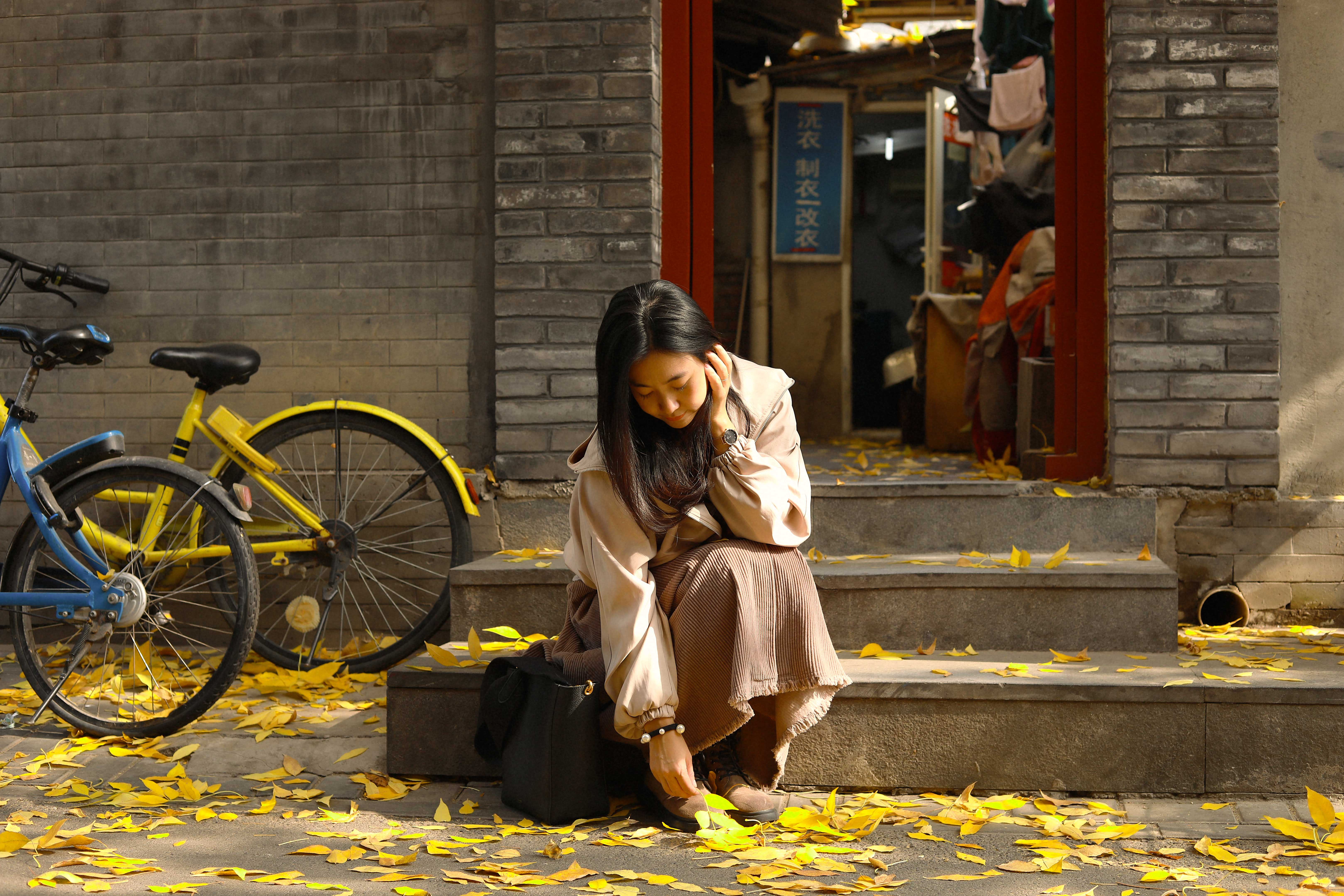 留住北京的秋日