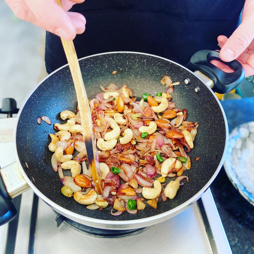 Cashew Nut Korma