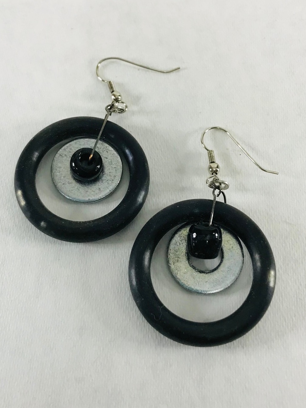 repurposed earrings