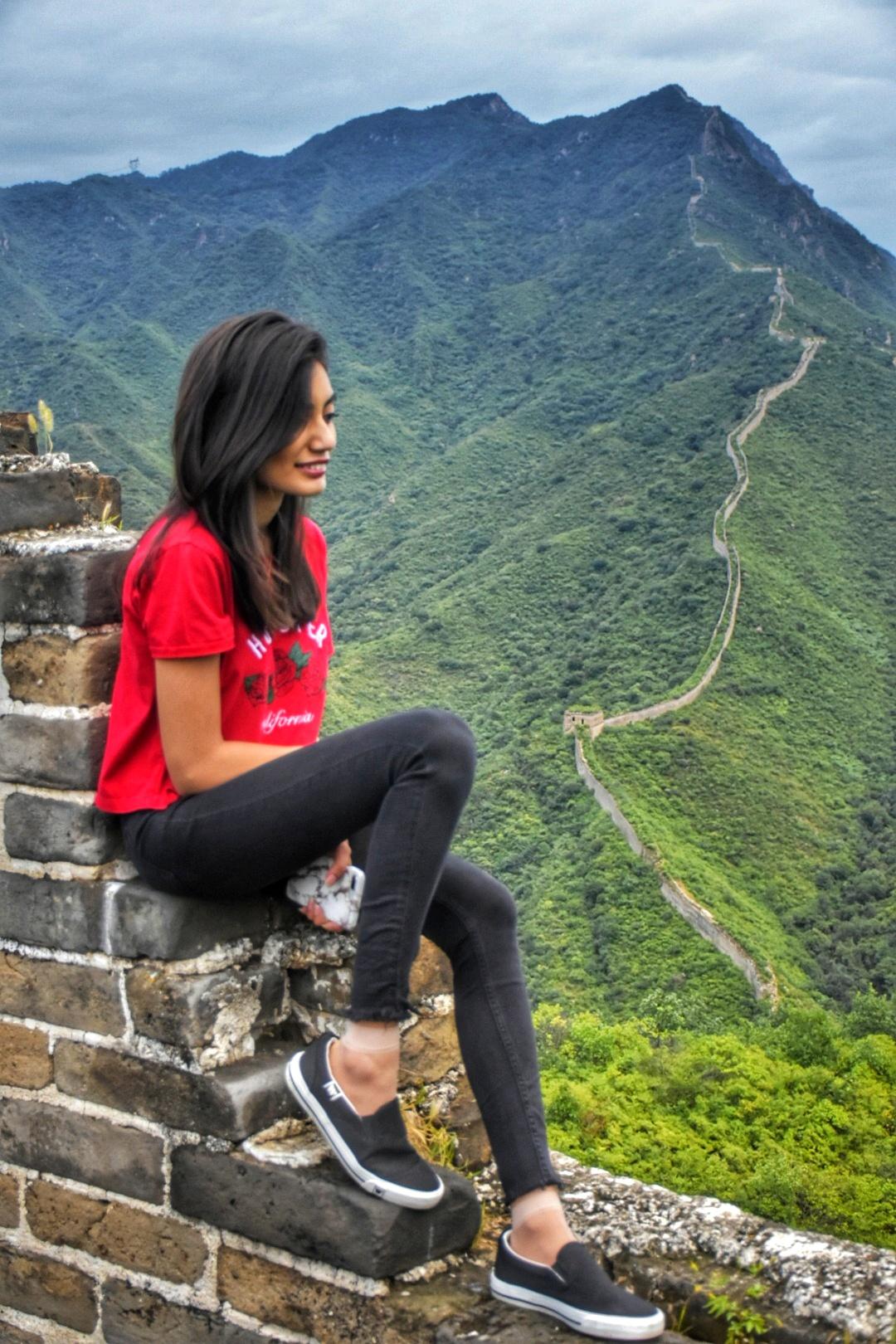 huanghuacheng黄花城
