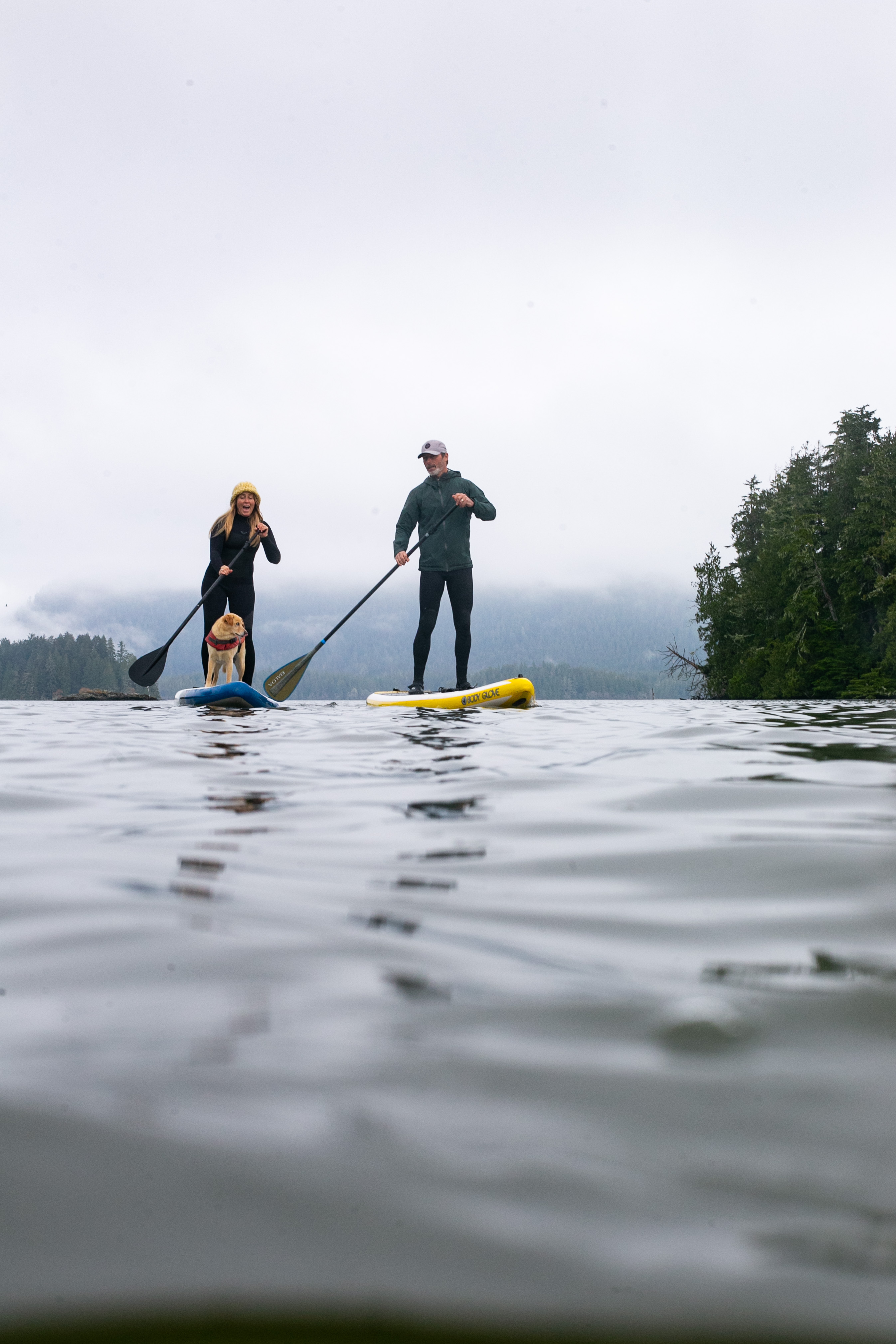 Have an adventure paddling in Tofino!