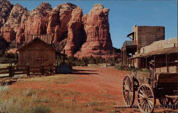 Get inspired by the old west history