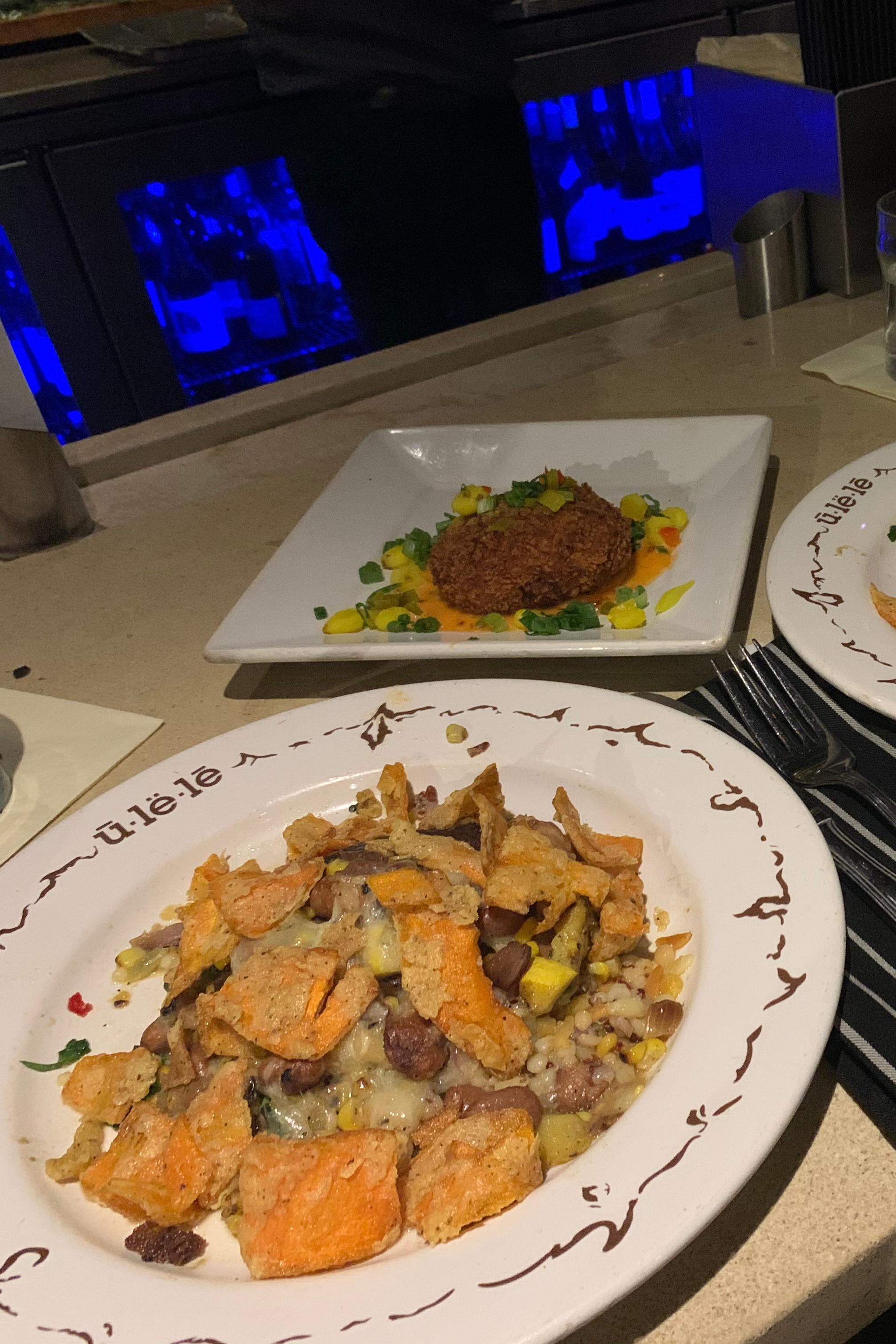 vegitarian dishes